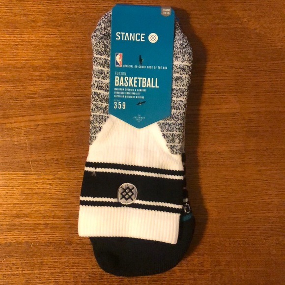 Stance Men's Fusion Basketball Socks